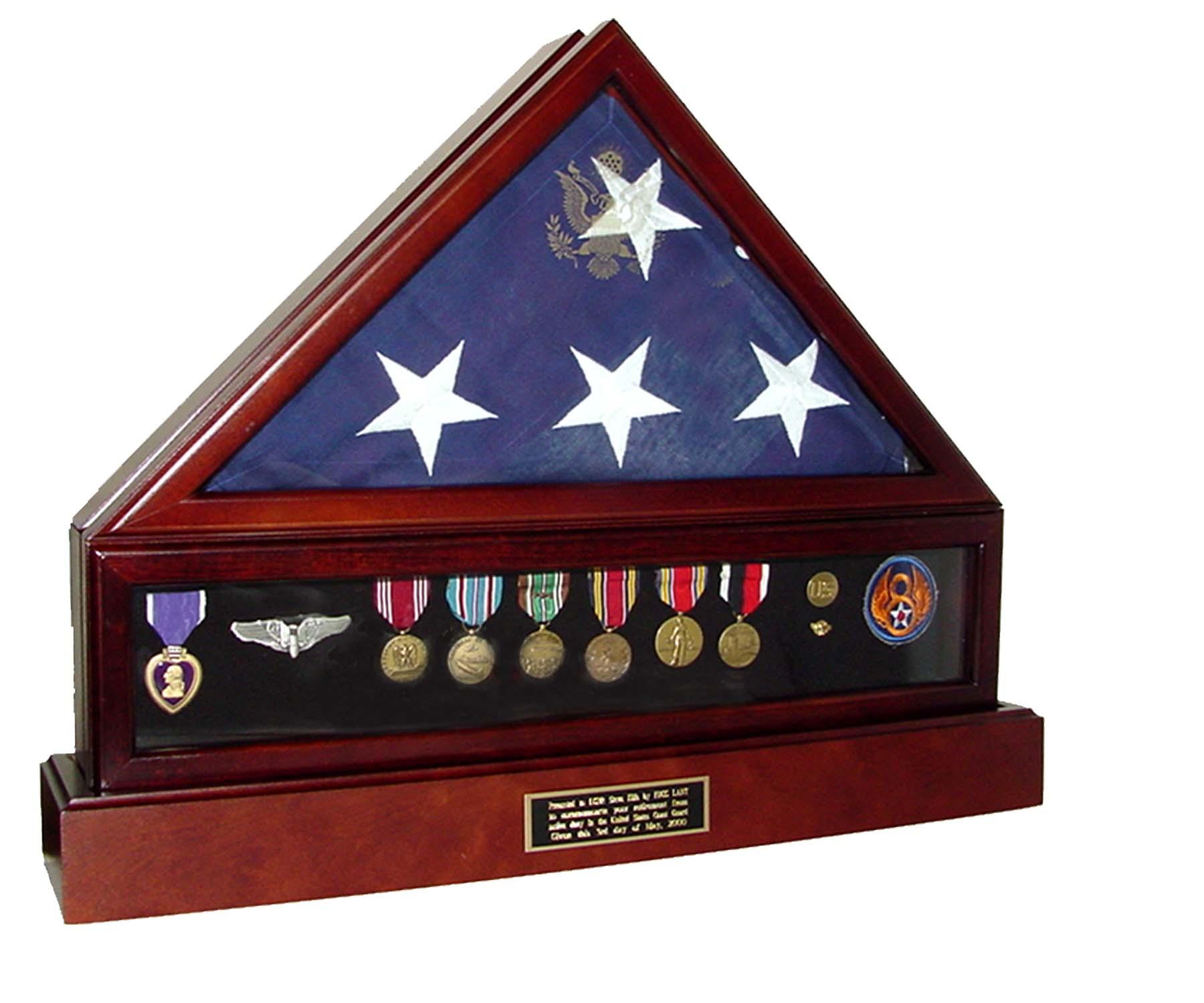 Military Flag Frames – Frame Gallery Inc